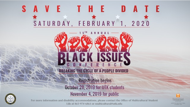 15th Annual Black Issues Conference