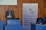 Dr. Hirst's plenary address at annual conference of the International Nuclear Security Education Network 2017