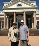 Dr. Hirst with Robert Turner 2017