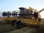 Work on Grain Combine