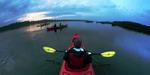 Dusk Kayaking