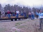 Dr. Mercker Teaches Forestry