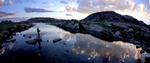 Fossil Lake, Montana