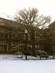 Morgan Hall Snow Day