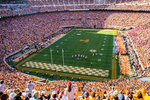 The 12th Men, Neyland, Tennessee