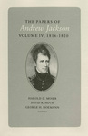 The Papers of Andrew Jackson: Volume IV, 1816-1820