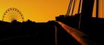 Swansea Sunset by Doug Fraser