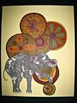 Elephant Confusion by Alia Ally