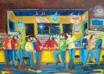 Last Supper Club by Stacy Austin-Heil