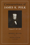 Correspondence of James K. Polk: Volume IV, 1837-1838 by James K. Polk